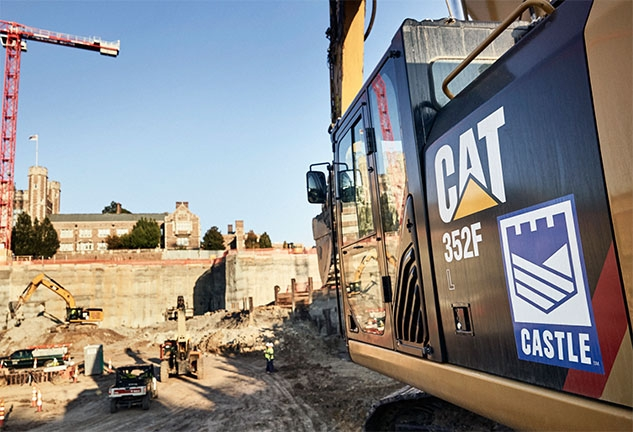 Washington University's East End Transformation project