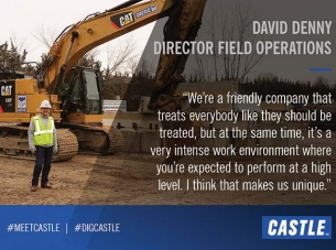 david denny Director of Field Operations at Castle