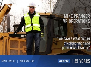 mike pranger, VP Operations