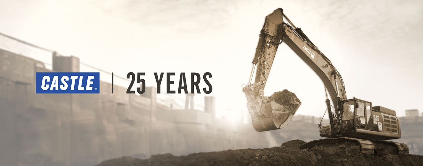Castle Contracting History